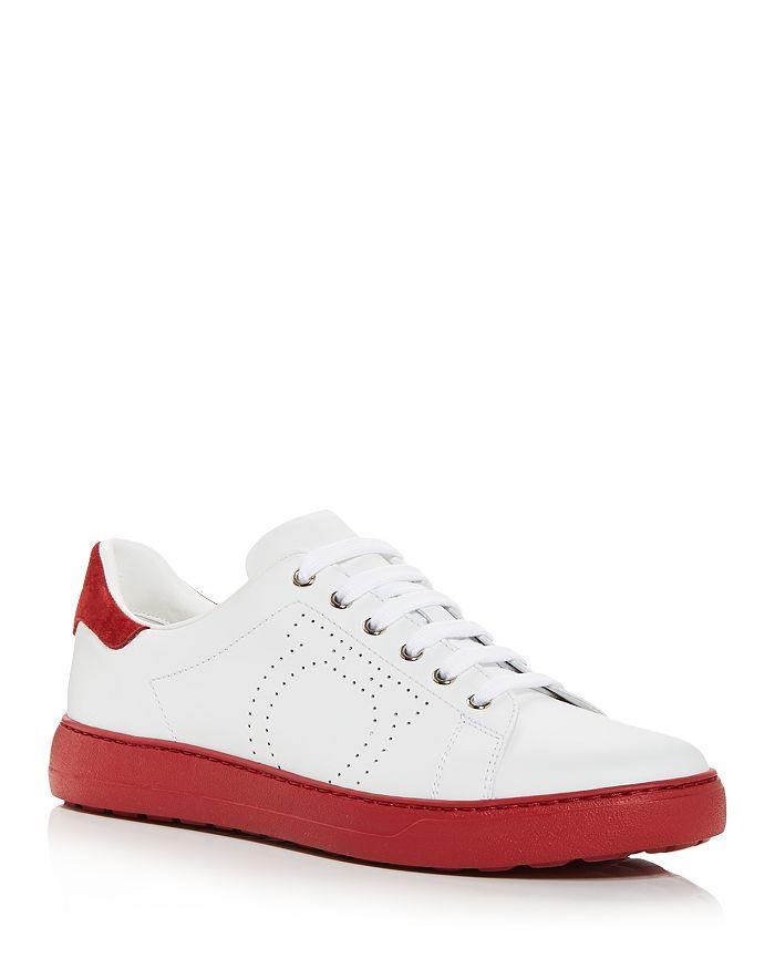 Salvatore Ferragamo - Men's Pierre Low Top Sneakers - 100% Exclusive