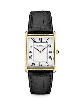 Seiko Watch - Essentials Watch, 28.4mm
