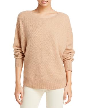 Novelty Stitch Cashmere Sweater
