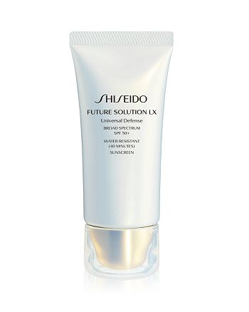 Shiseido - Gift with any $275 Shiseido Future Solution LX purchase!