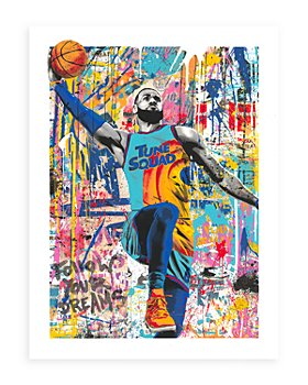Mr. Brainwash - King James Print Limited Edition of 75 - 100% Exclusive