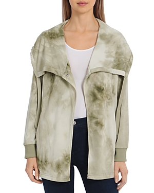 Tie Dyed Jacket