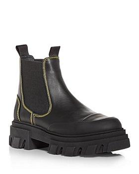 GANNI - Women's Low Chelsea Boots