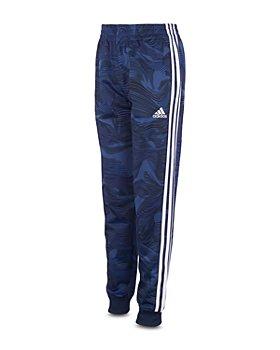Adidas - Boys' Warped Camo Jogger Pants - Little Kid