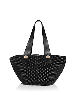 Proenza Schouler Quilted Tobo Leather Tote