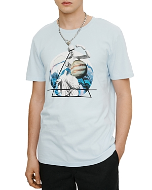 Eleven Paris Abstract Graphic Tee