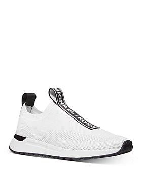 MICHAEL Michael Kors - Women's Bodie Stretch Knit Low Top Sneakers