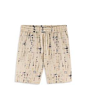Scotch & Soda - Tie Dye Detailed Shorts