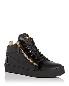 Giuseppe Zanotti - Men's May London Birel High Top Sneakers