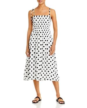 Sunday Polka Dot Dress