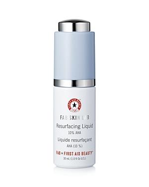 Fab Skin Lab 10% Aha Resurfacing Liquid 1 oz.