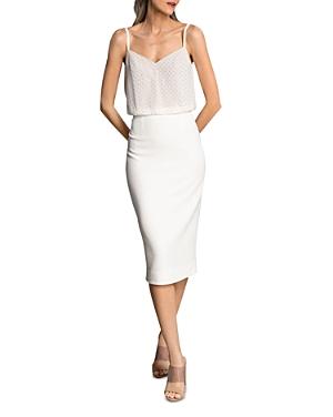 Dress the Population Alondra Midi Dress