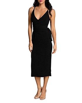 Dress the Population - Kiara Bodycon Crepe Midi Dress