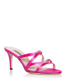 SJP by Sarah Jessica Parker - Women's Melia High Heel Slide Sandals