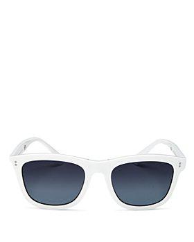 Burberry - Men's Polarized Square Fold Up Sunglasses, 55mm