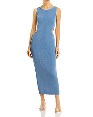 Chelsea Bodycon Midi Dress