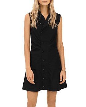 Derek Lam 10 Crosby - Satina Sleeveless Shirt Dress
