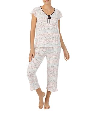 kate spade new york Printed Pajama Set