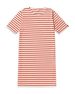 The Tee Striped Tank Dress
