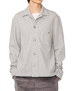 Officine Générale - Sydney Fleece Overshirt