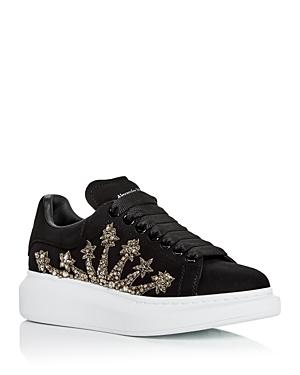 Alexander McQUEEN Women's Oversized Embellished Sneakers