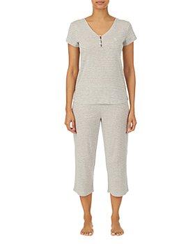 Ralph Lauren - Short Sleeve Capri Pajama Set