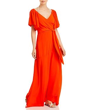 L*Space Panama Wrap Maxi Dress Swim Cover-Up