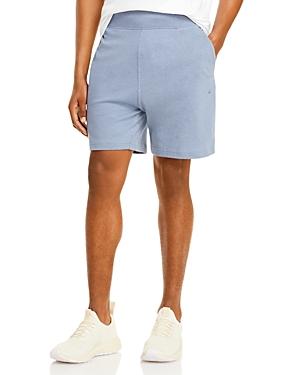 Cotton & Hemp Regular Fit Shorts