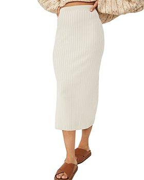 Free People - Beach To Night Sweater Midi Skirt