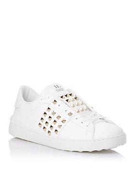 Valentino Garavani - Women's Pyramid Detailed Sneakers