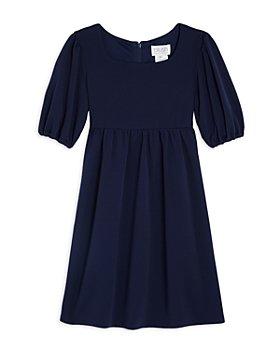 US Angels - Girls' Textured Jacquard Dress - Big Kid