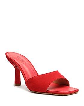SCHUTZ - Women's Posseni Heel Sandals