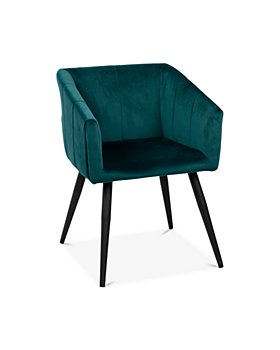 Sparrow & Wren - Jordan Velvet Accent Chair