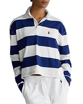 Ralph Lauren - Cropped Rugby Shirt