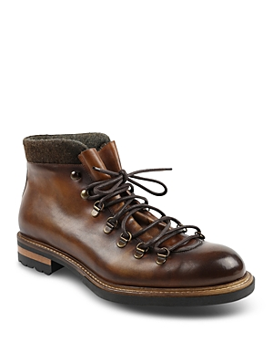 Andez Lace Up Boots
