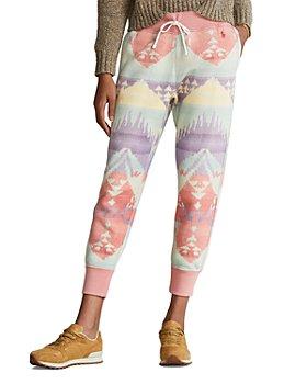 Ralph Lauren - Printed Jogger Pants
