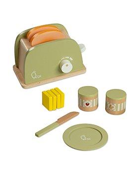 Teamson - Little Chef Frankfurt Wooden Toaster Set - Ages 3+