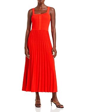 Collection Knit Tank Midi Dress