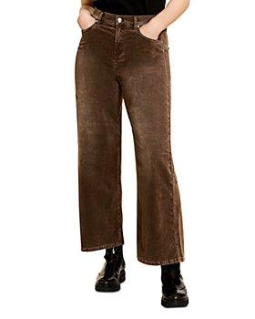 Marina Rinaldi - Rapa Straight Leg Jeans in Brown