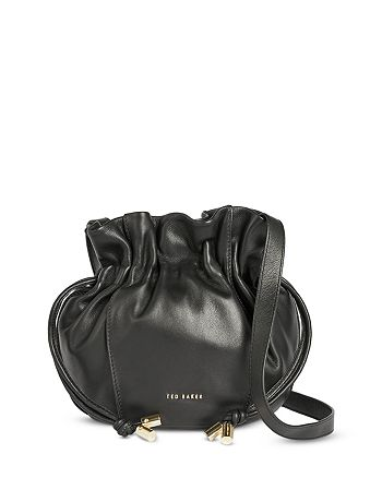 Ted Baker - Slouchy Leather Bucket Bag