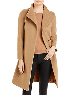 Fitted Mid Length Coat
