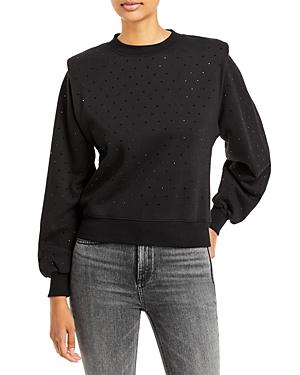 Orlie Crystal Sweatshirt