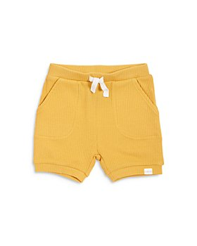 FIRSTS by petit lem - Unisex Knit Shorts - Baby