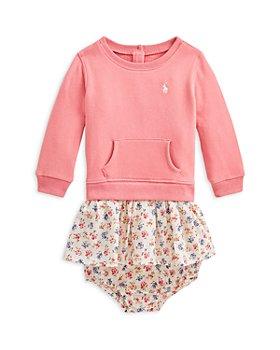 Ralph Lauren - Girls' Sweatshirt Dress - Baby