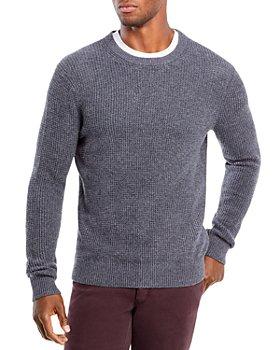Michael Kors - Textured Knit Regular Fit Crewneck Sweater