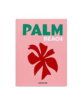 Assouline Publishing - Palm Beach Hardcover Book