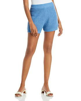 Charlie Holiday - Blanche Knit Shorts
