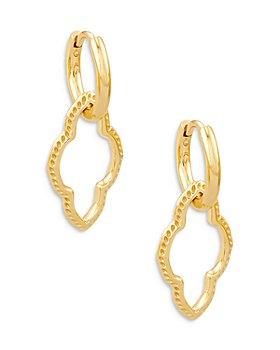 Kendra Scott - Abbie Huggie Hoop Earrings