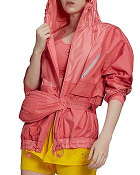 adidas by Stella McCartney - Hooded Windbreaker with Detachable Belt Bag
