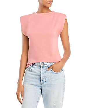 Strong Shoulder Top (63% off) Comparable value $68